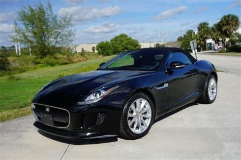 2015 Jaguar F-type For Sale