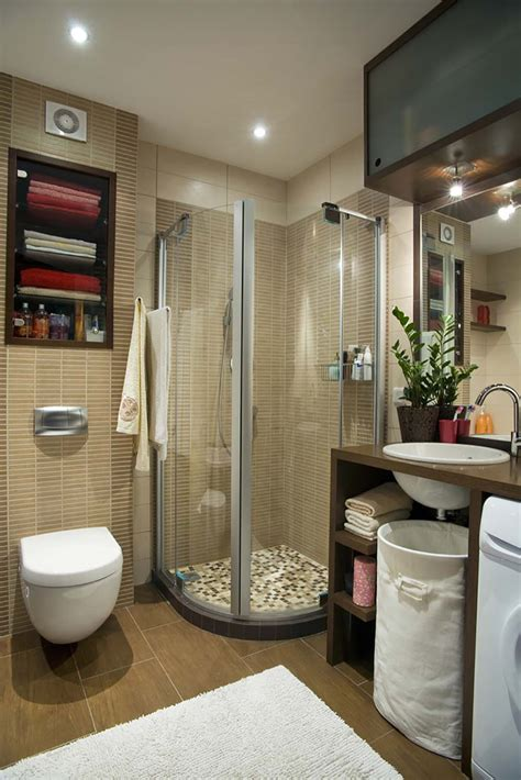 51 and functional small bathrooms