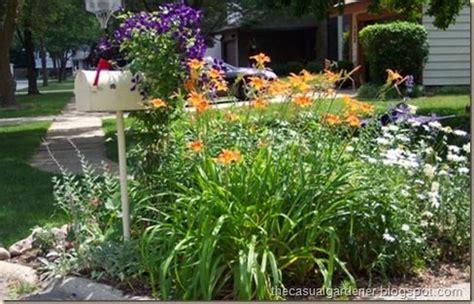 adding curb appeal  mailbox gardens mailbox garden