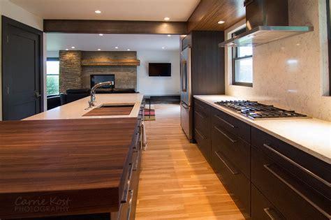 Contemporary Elkhart Lake Kitchen