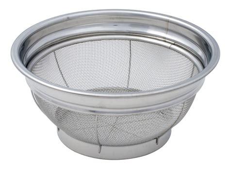 Round Stainless Steel Basketstrainer Singapore  Pantry