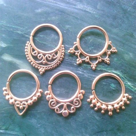 excited  buy   septum ring