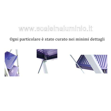 Sgabello Economico Scale In Alluminio 3 Gradini