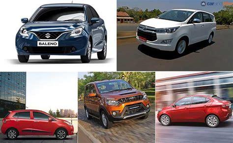 Top 5 Popular Car Brands In India  Ndtv Carandbike