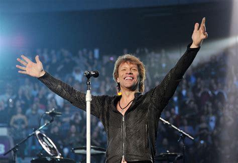 Bon Jovi Concert Zimbio