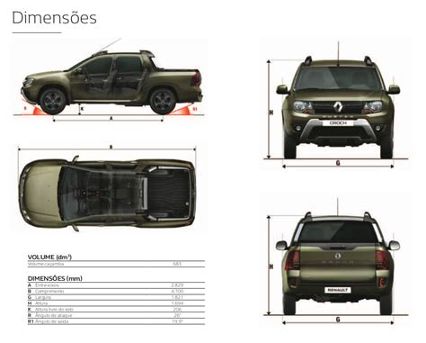 renault romania renault duster oroch carries over virtues and defects from