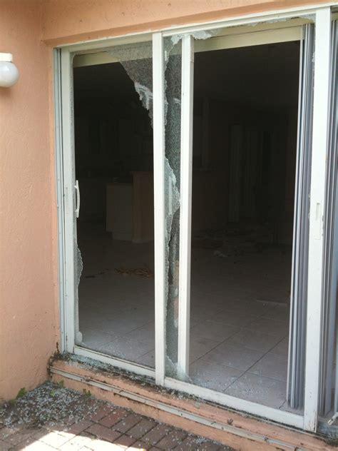 diy   install sliding glass door youtube pertaining