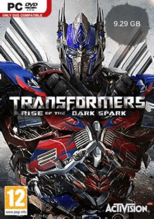 Game Fix / Crack: Transformers: Rise of the Dark Spark