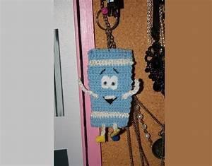 Towelie! · A Knit Or Crochet Keyring · Yarncraft on Cut ...