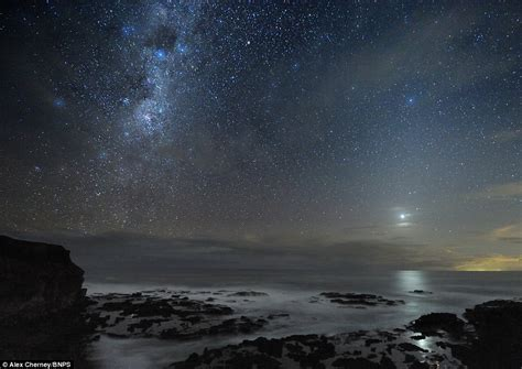 Milky Way Pictures Alex Cherneys Photos Of Galaxy Seen