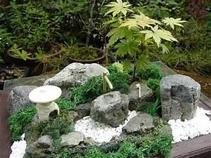 Jardin Japonais Interieur : deco pour jardin zen fourlon ~ Dallasstarsshop.com Idées de Décoration