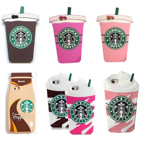 starbucks gift cards new 3d starbucks soft silicone back cover skin for