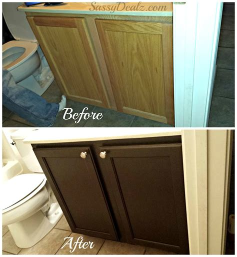 Rustoleum Kitchen Transformations Before And After by Rust Oleum Cabinet Transformation Review Before After