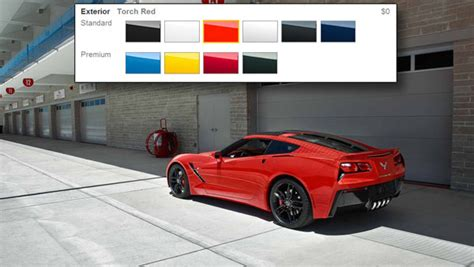 color us excited two new colors coming to corvette for