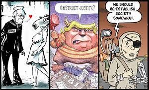 The nation's ... Political Cartoons