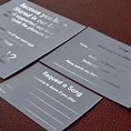 """Adding a """"song request"""" card to an invitation suit to get ..."""