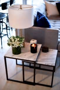 Wood Living Room Side Table by How To Style A Coffee Table In Your Living Room Decor