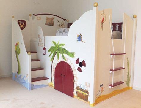 Kinderzimmer Junge Pirat by Wahnsinnig Sch 246 Nes Piraten Hochbett F 252 R Kinder Hochbett