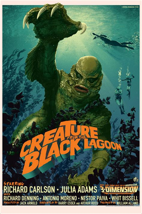 WATCH THE SERIES: Creature from the Black Lagoon - B&S ...