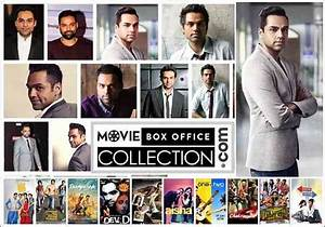 Abhay Deol All Movies Box Office Collection Hits Flops ...