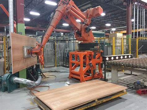 robotics speed custom plywood production  pro ply