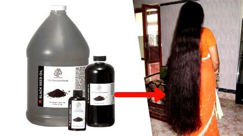 Black Cumin Oil For Hair Regrowth [rapid Hair Growth