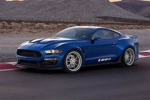 New Ford Mustang GT Based Shelby 1000 Unveiled, Gets 5.2L 1000 BHP Engine