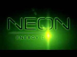 Neon Energy Drink mercial