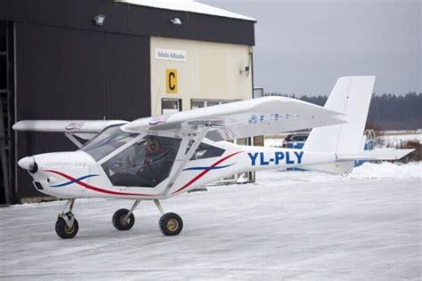 Lidojums ar divvietīgu lidmašīnu AEROPRAKT-22 - DavanuSala.lv