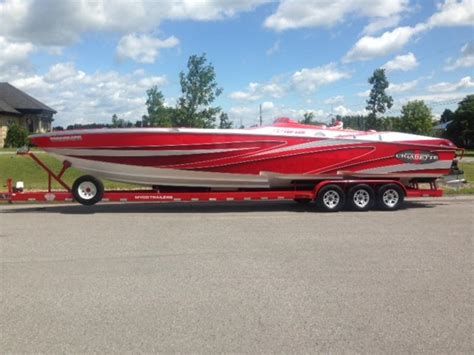 Cigarette Boat Ocean by 2006 Cigarette 38 Top Gun Gt Powerboat For Sale In New York