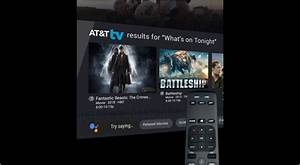 AT&T TV Will Include 500 Hour DVR, 3 Simultaneous Streams ...