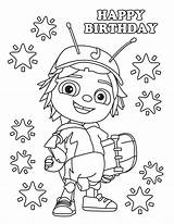 Bugs Beat Coloring Pages Birthday Cartoon Bug Party Printables Sheets Beats Printable Boy Favors Baby Themes Beatles Parties 1st 6th sketch template