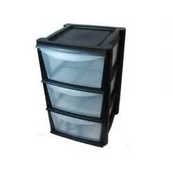 Tiroir Bureau Plastique by Unit 233 Rangement Plastique 3 Tiroirs Profondeur Utilisation