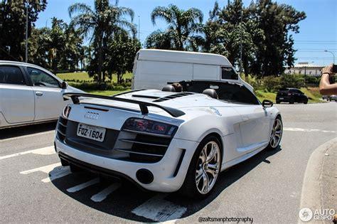 Audi R8 Gt Spyder 23 July 2018 Autogespot