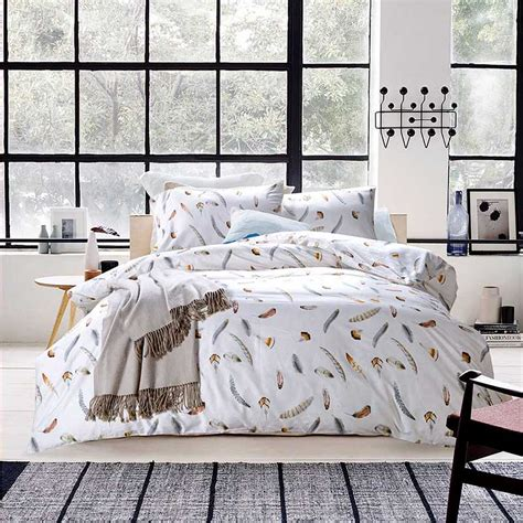 Duvet Feather by Feather Design Duvet Cover Sets Ebeddingsets