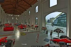 Musée Ferrari Modene : mus es ferrari en route pour une visite virtuelle sur google maps photo 2 l 39 argus ~ Medecine-chirurgie-esthetiques.com Avis de Voitures