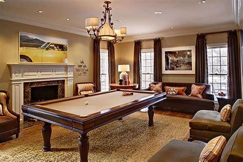 billiard room built  entertain designed  kbk interior
