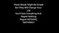Within the Ruins Oath Lyrics - YouTube