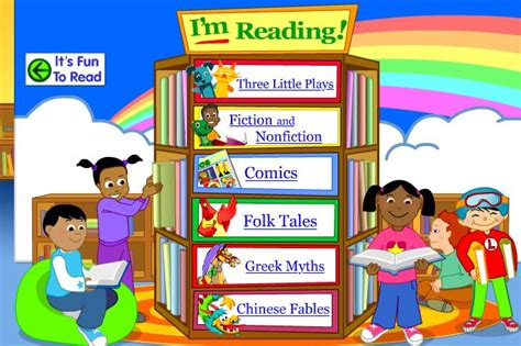 starfall good  reading stories english
