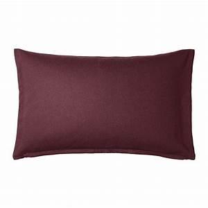Coussin Rectangulaire Ikea : dansbo housse de coussin ikea ~ Melissatoandfro.com Idées de Décoration