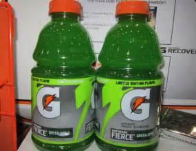Green Apple Gatorade Flavors