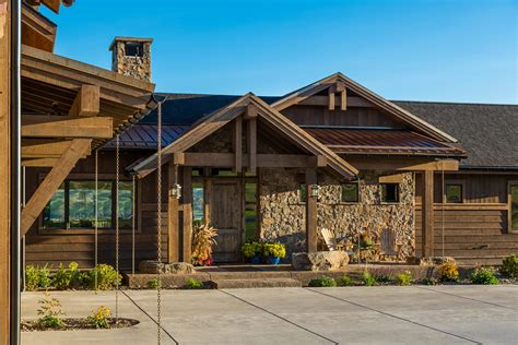 aquafir timbers compliment ranchwood siding montana