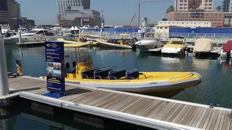 Yellow Rib Boat by The Yellow Boat Rib Picture Of The Yellow Boats Dubai