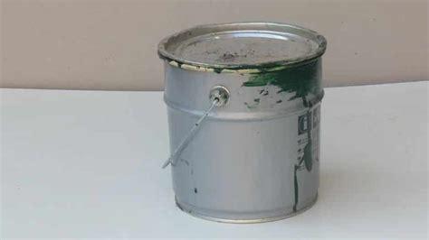ouvrir un pot de peinture bricolage facile