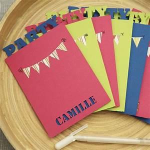 Fabriquer Carte Anniversaire : 7 marvelous fabriquer carte invitation anniversaire fille ~ Melissatoandfro.com Idées de Décoration