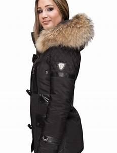 Parka Femme Vrai Fourrure : parka femme grosse fourrure ski de rando ~ Melissatoandfro.com Idées de Décoration