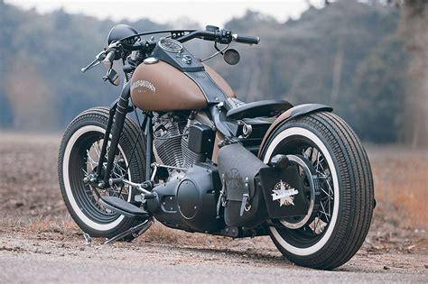 Maik's Personal Customized Harley-davidson