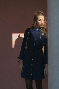 Kleid Stiefeletten Kombinieren : outfit jeanskleid von orsay liebreizend ~ Frokenaadalensverden.com Haus und Dekorationen