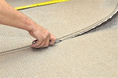 how to cut a rug how to install carpet 60 pics tips from pro installers