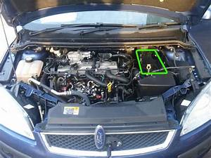 Ford Galaxy Car Battery Location